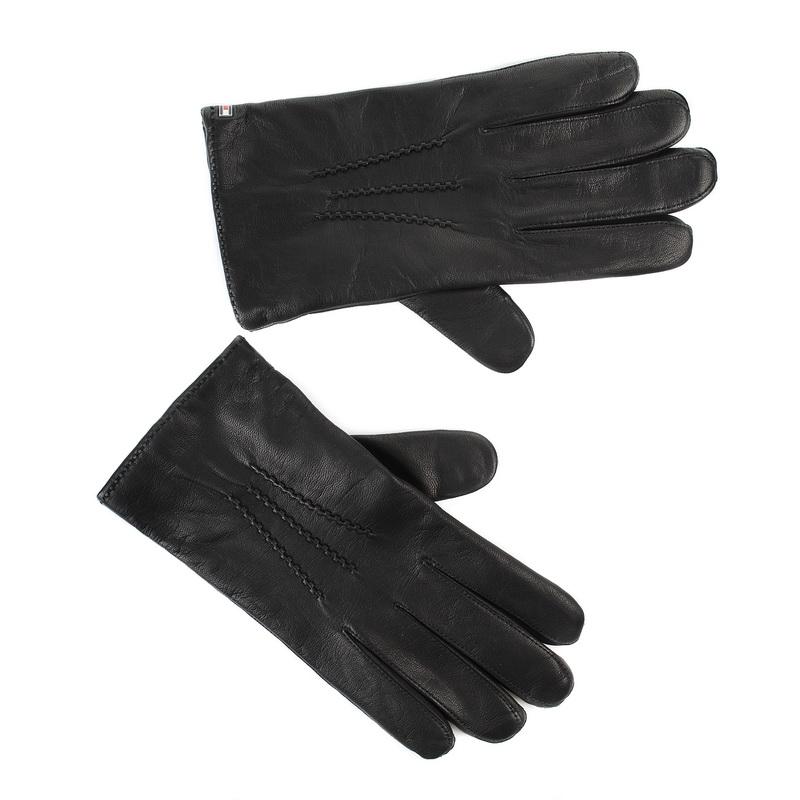 Δερμάτινα Αντρικά Γάντια Tommy Hilfiger Bsic Leather Gloves ΑΜ02508 ανδρας   αντρικό γάντι