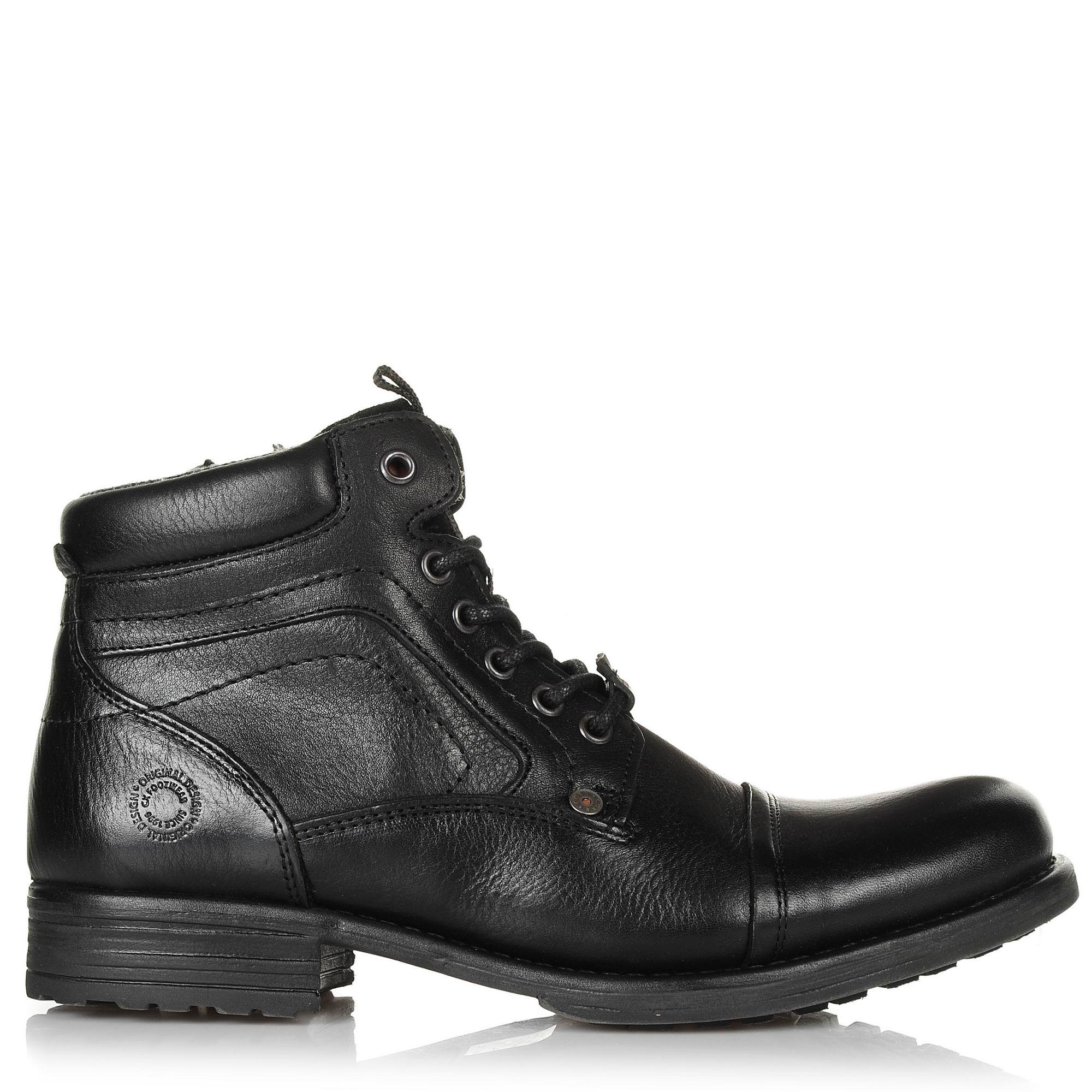 Δερμάτινα Μποτάκια Coxx Borba Magoz6182 ανδρας   ανδρικό παπούτσι