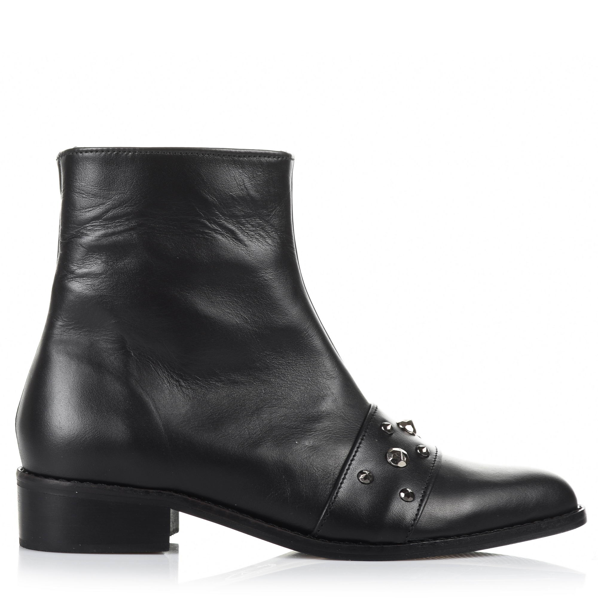 Δερμάτινα Μποτάκια Nitro Fashion SX1165 γυναικα   γυναικείο παπούτσι