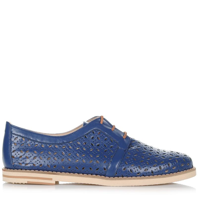 Δερμάτινα Oxford Παπούτσια Mourtzi 107E10 γυναικα   γυναικείο παπούτσι