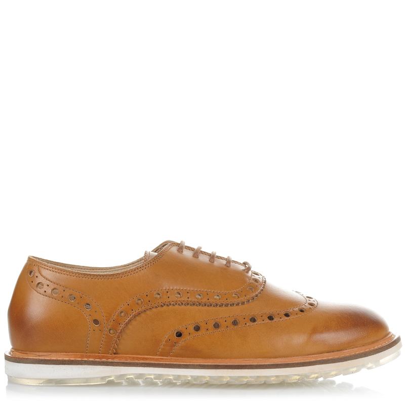 Δερμάτινα Oxford Παπούτσια Nobrand Glare 12212 ανδρας   ανδρικό παπούτσι