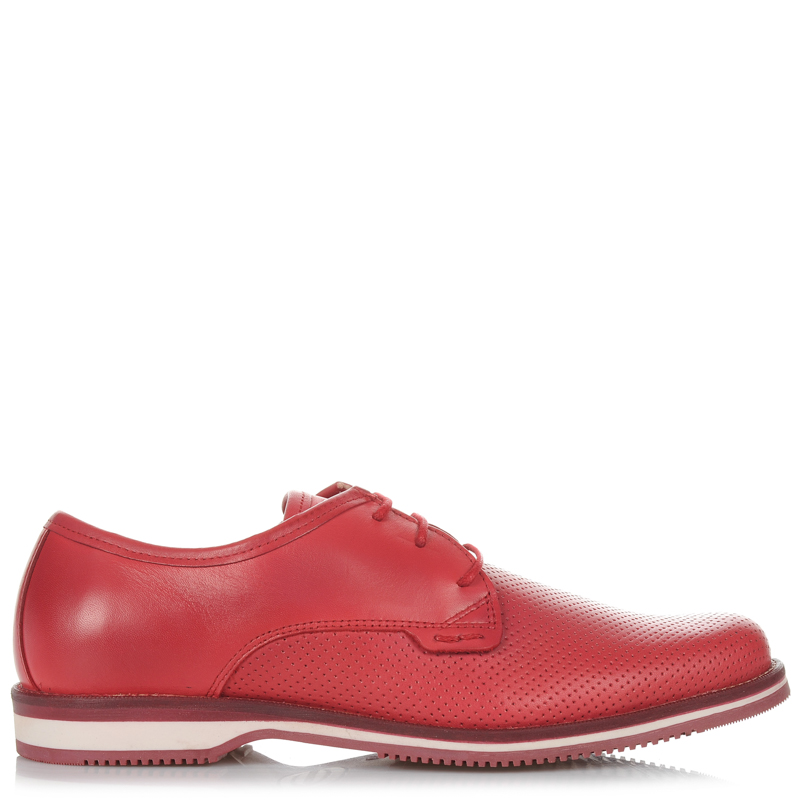Δερμάτινα Oxford Παπούτσια Nobrand Ice 12440 ανδρας   ανδρικό παπούτσι