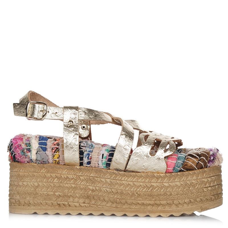 Δερμάτινα Σανδάλια Elle 717F08 γυναικα   γυναικείο παπούτσι