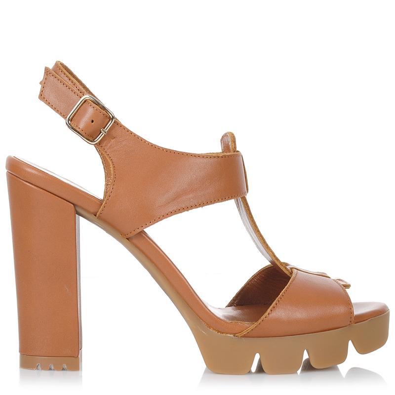 Δερμάτινα Πέδιλα Mourtzi 850T10 γυναικα   γυναικείο παπούτσι