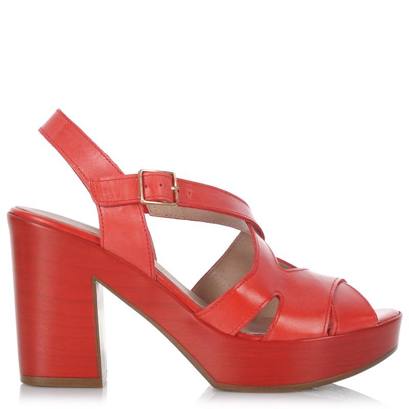Δερμάτινα Πέδιλα Wonders L-9103 γυναικα   γυναικείο παπούτσι