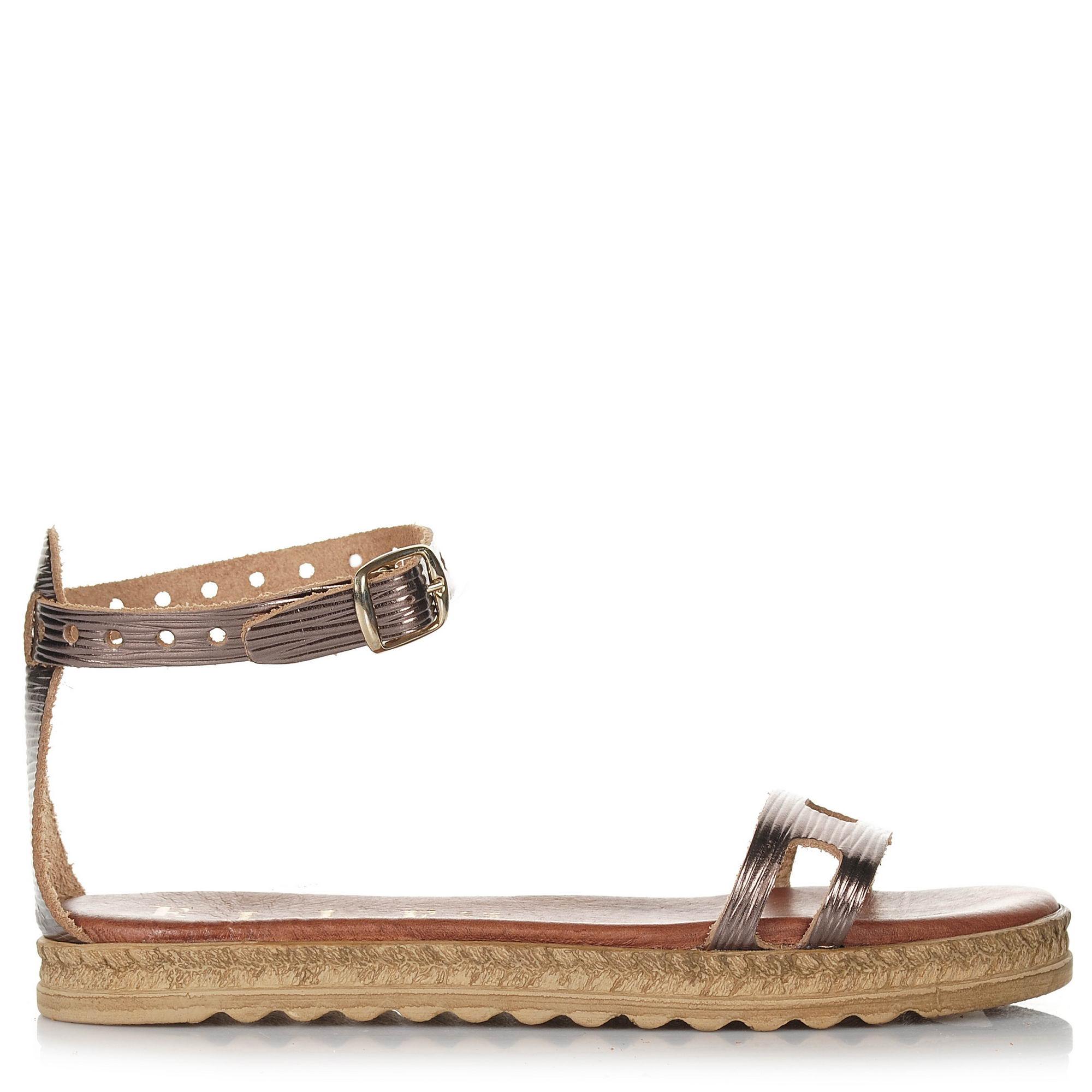 Δερμάτινα Σανδάλια Dolce Ε17.60.16 γυναικα   γυναικείο παπούτσι