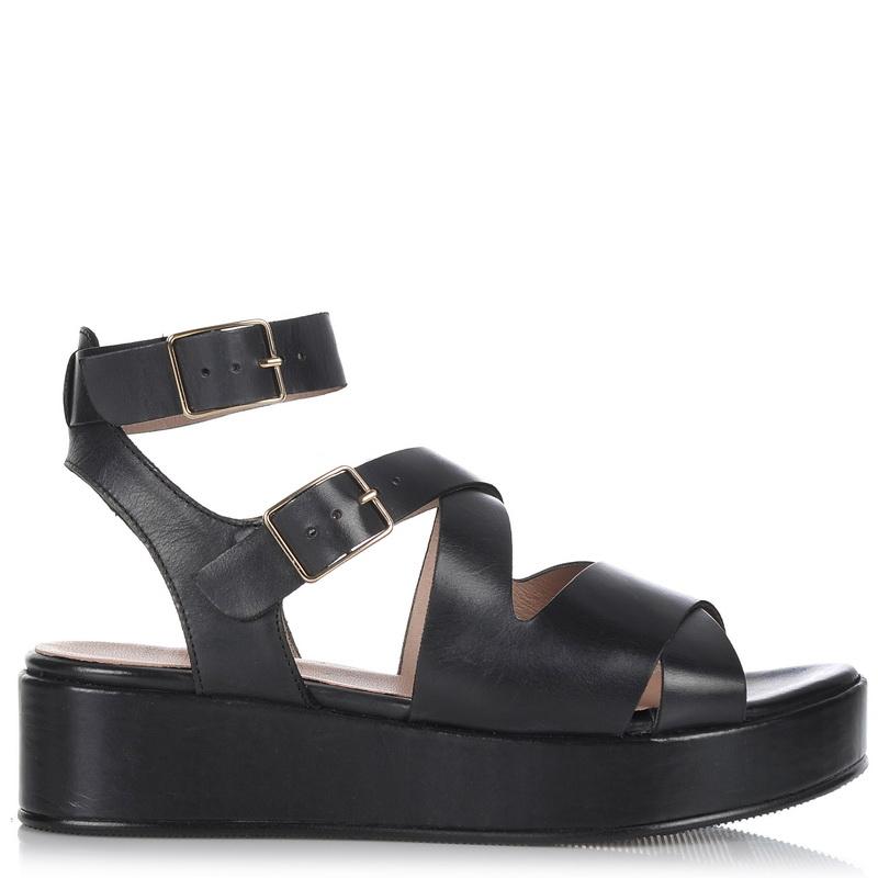 Δερμάτινα Σανδάλια Wonders C-3725 γυναικα   γυναικείο παπούτσι
