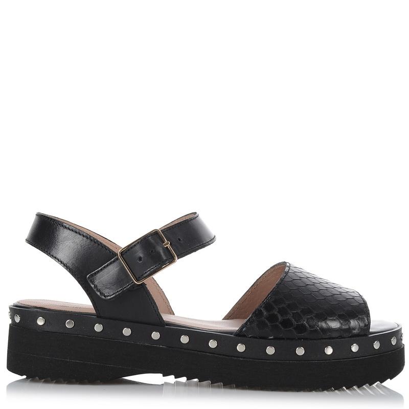 Δερμάτινα Σανδάλια Wonders C-4506 γυναικα   γυναικείο παπούτσι