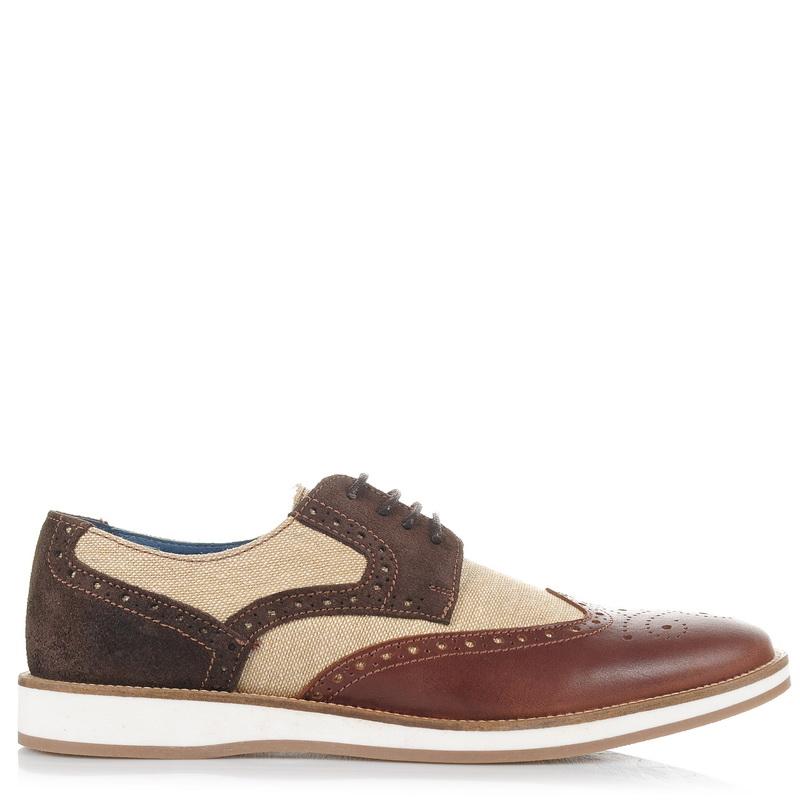 Δερμάτινα Σκαρπίνια Jack Morgan 5494 ανδρας   ανδρικό παπούτσι