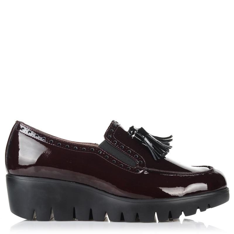 Δερμάτινα Slippers Wonders C-3386 γυναικα   γυναικείο παπούτσι