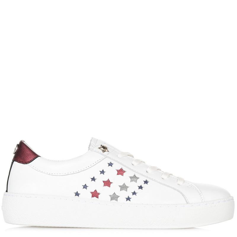 Δερμάτινα Sneakers Tommy Hilfiger Suzie HG 2A1 ΑW01704 γυναικα   γυναικείο παπούτσι