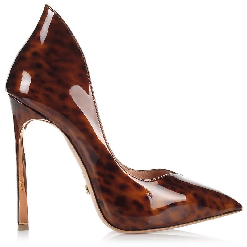 Δερμάτινες Γόβες Dukas Twist Pump Talon DTT γυναικα   γυναικείο παπούτσι