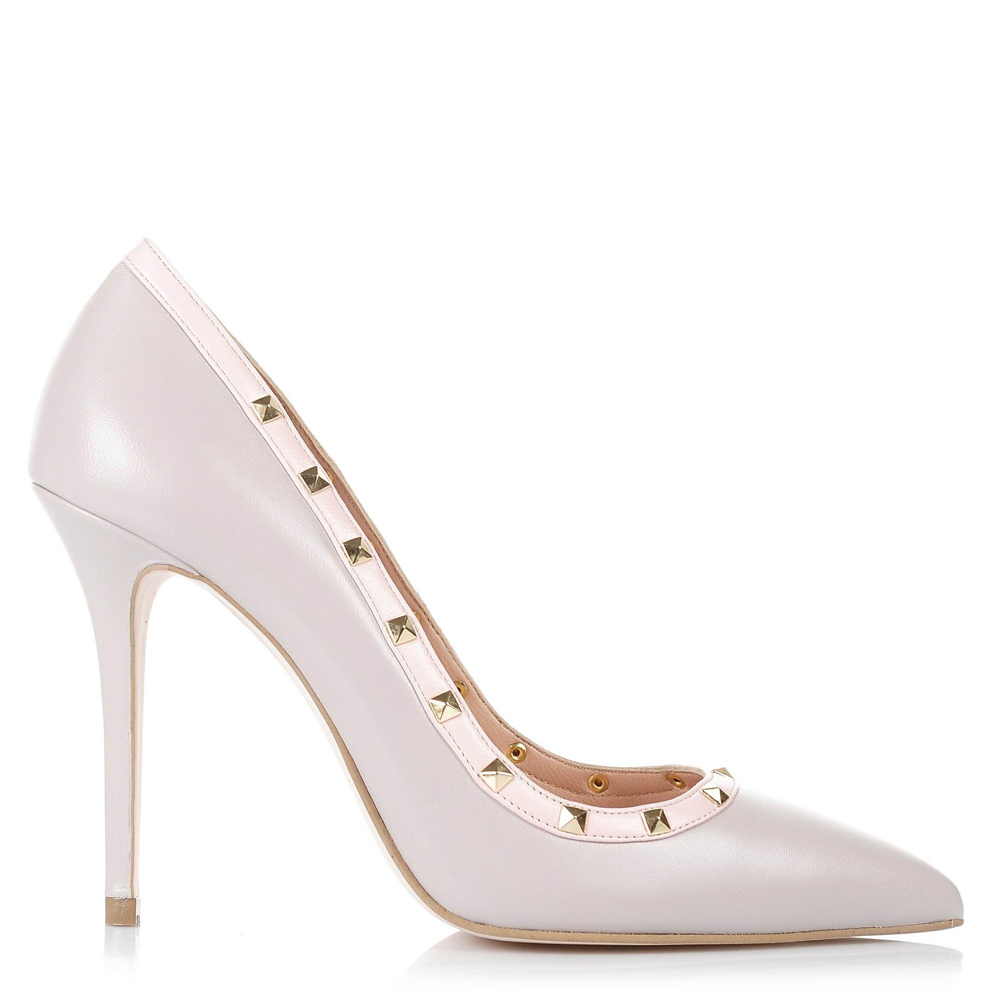 Δερμάτινες Γόβες Mourtzi 10/100474 γυναικα   γυναικείο παπούτσι