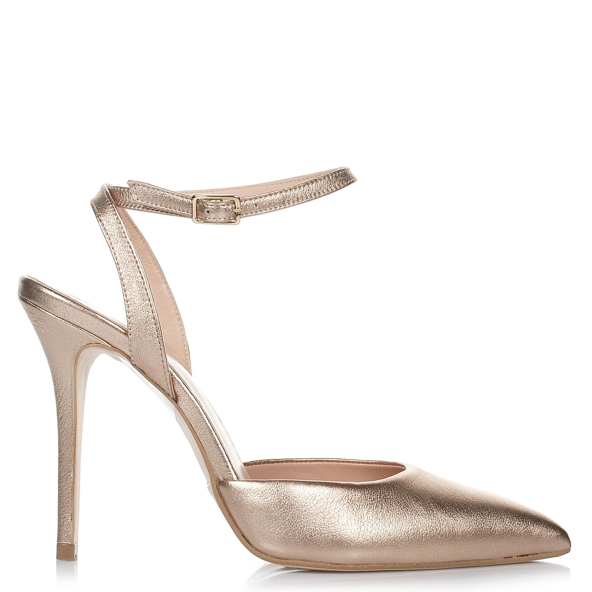 Δερμάτινες Γόβες Mourtzi 10/100476 γυναικα   γυναικείο παπούτσι