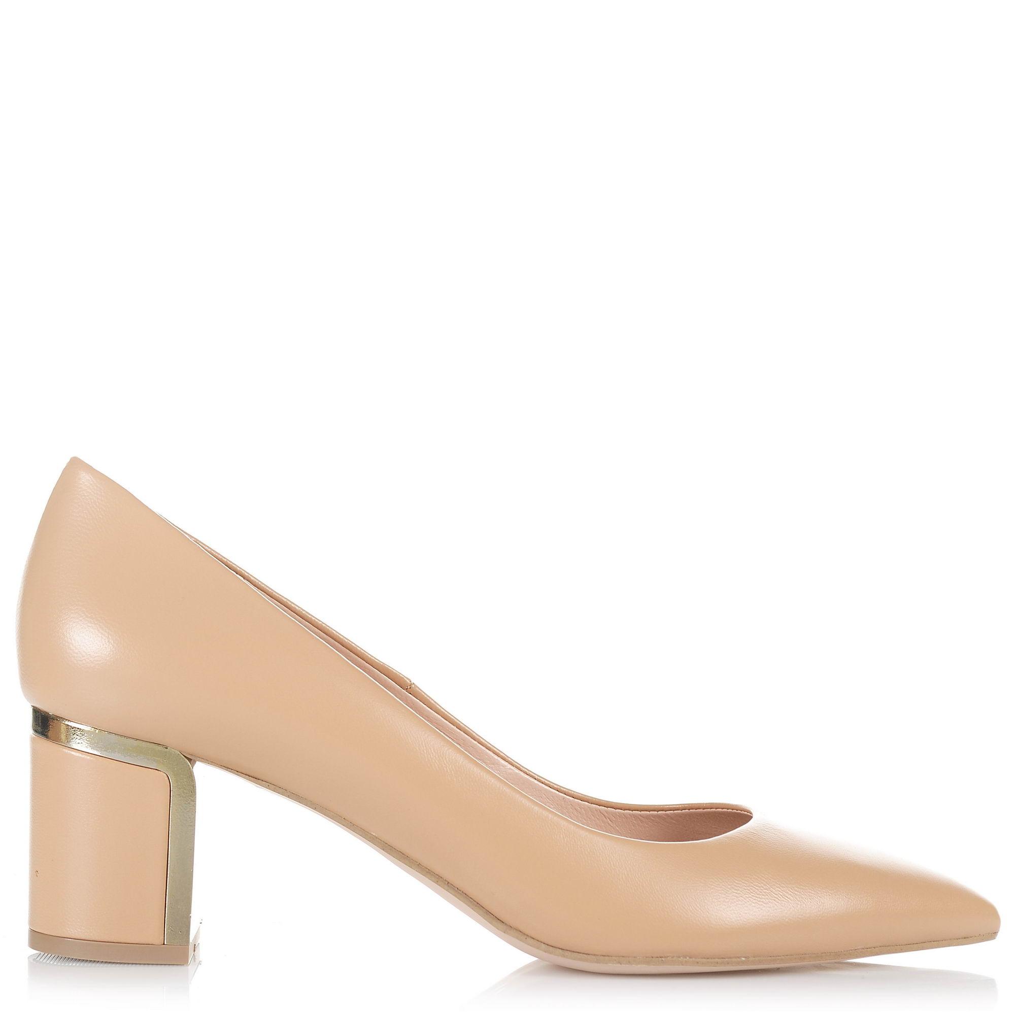 Δερμάτινες Γόβες Mourtzi 55/55700 γυναικα   γυναικείο παπούτσι