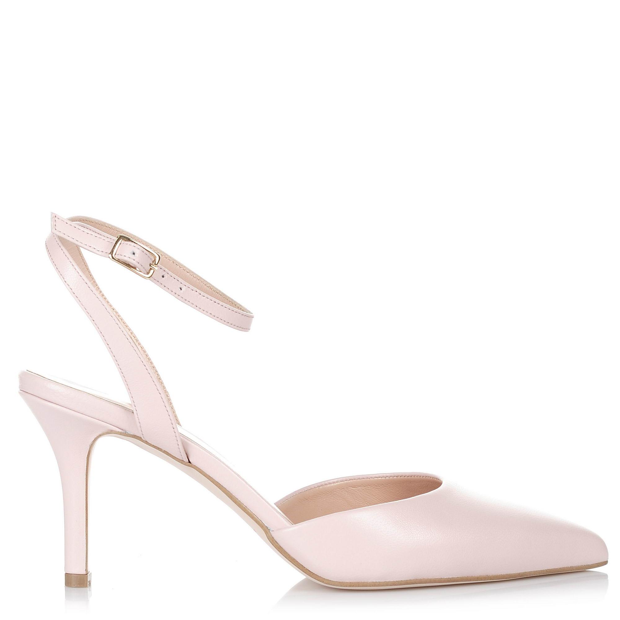 Δερμάτινες Γόβες Mourtzi 7/71110 γυναικα   γυναικείο παπούτσι