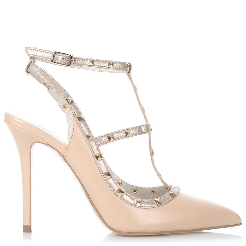 Δερμάτινες Γόβες Mules Mourtzi 100454 γυναικα   γυναικείο παπούτσι