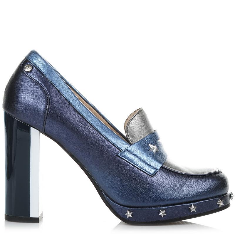 Δερμάτινα Ankle Tommy Hilfiger Linda 1Z W01687 γυναικα   γυναικείο παπούτσι