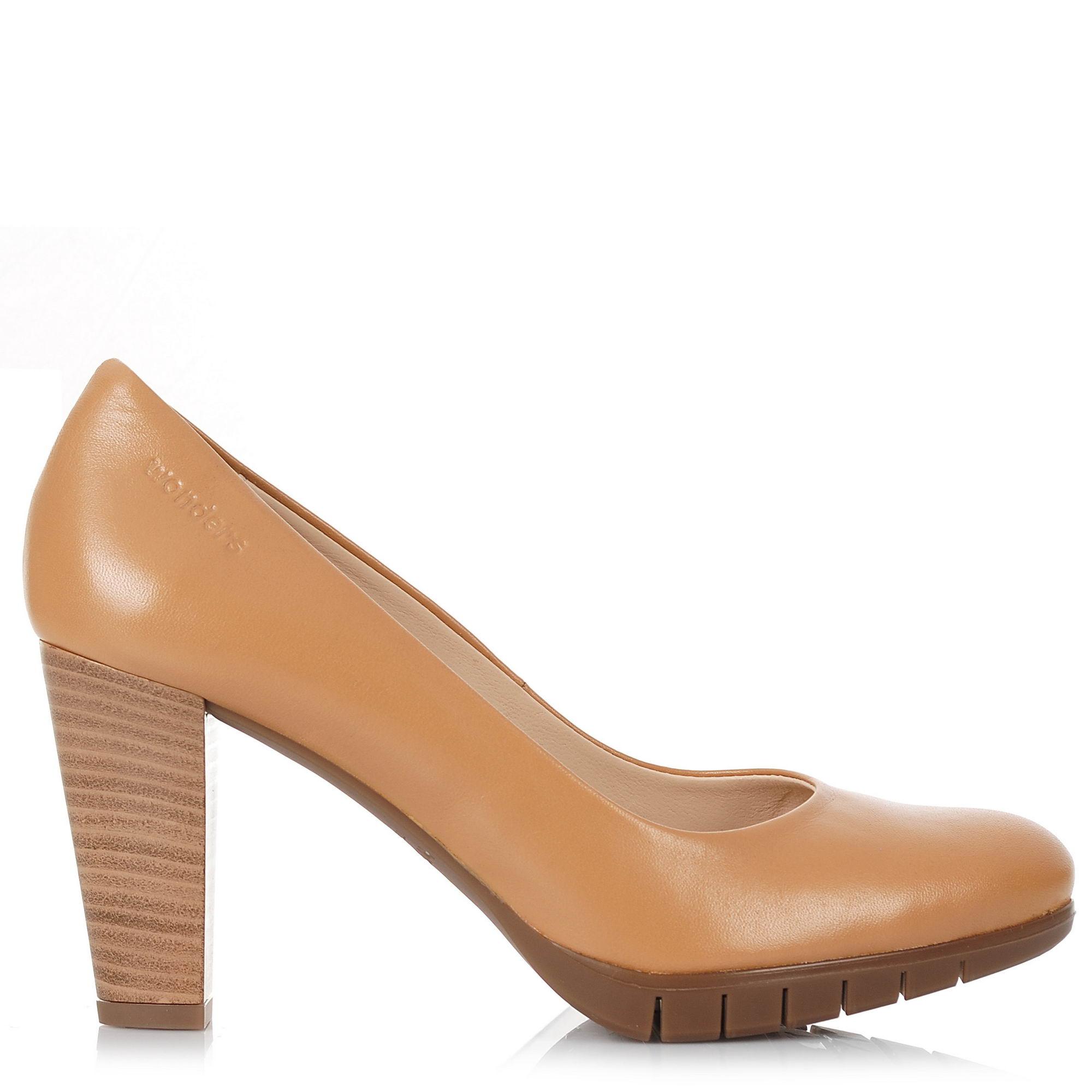 Δερμάτινες Γόβες Wonders M-1960 γυναικα   γυναικείο παπούτσι