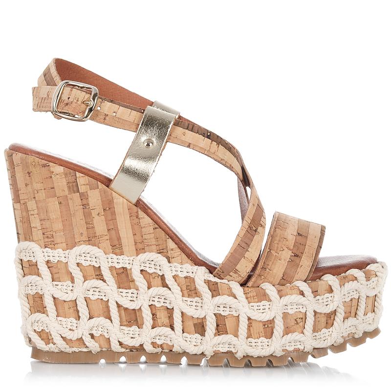 Δερμάτινες Πλατφόρμες Dolce 176370 γυναικα   γυναικείο παπούτσι