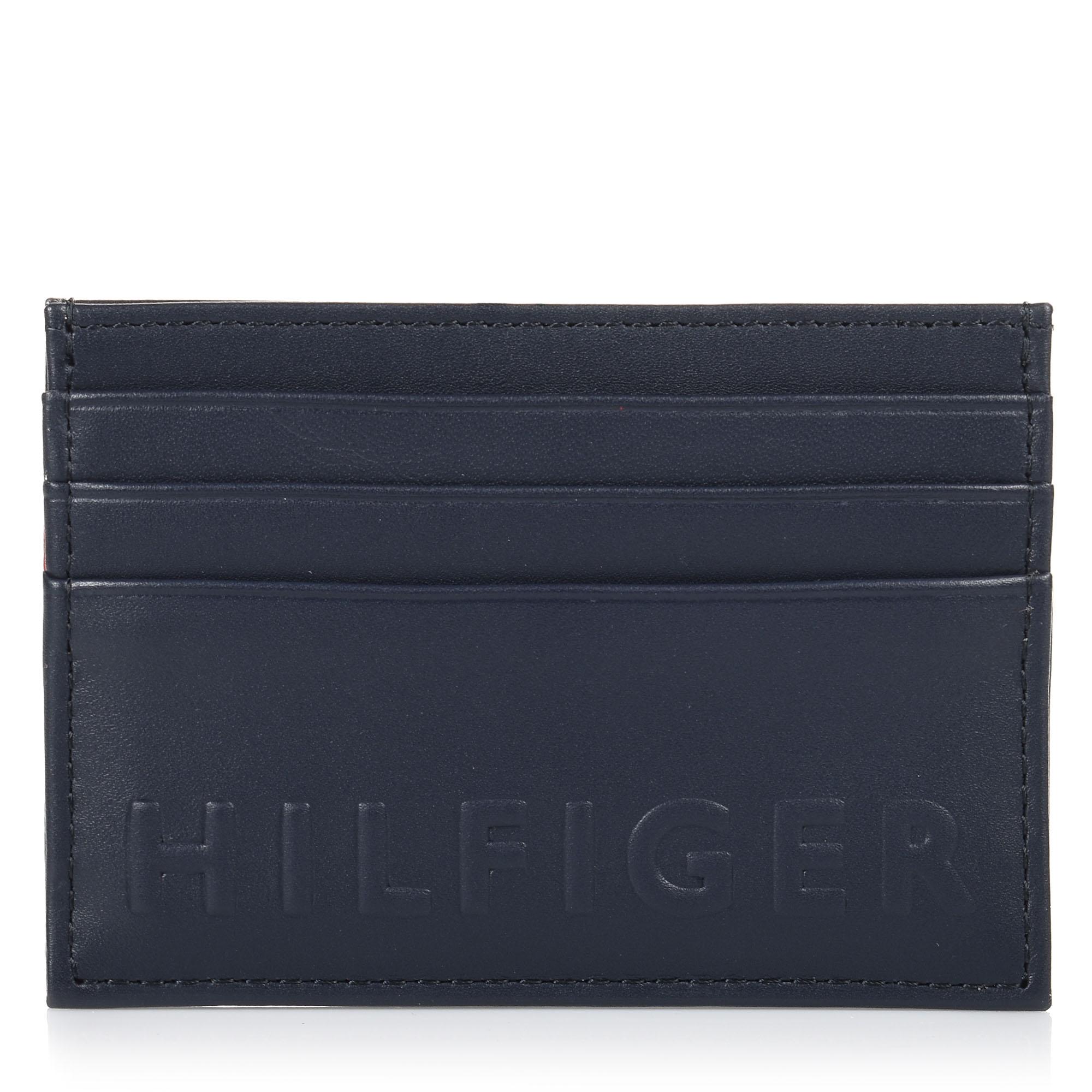 Δερμάτινη Καρτοθήκη Tommy Hilfiger Hilfiger Pop CC Holder AM0AM04350 ανδρας   καρτοθήκη