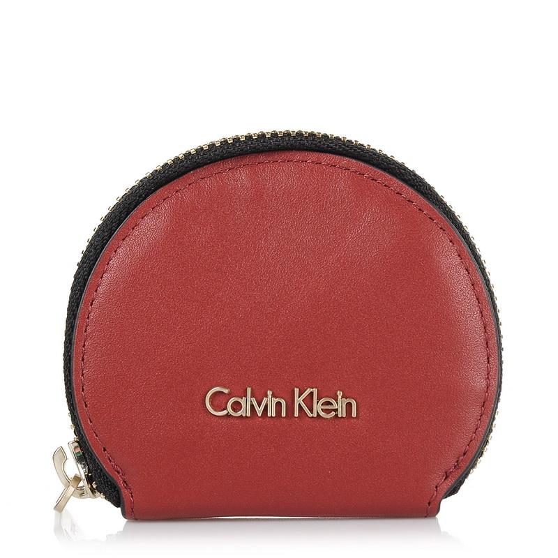 Δερμάτινη Κερματοθήκη Calvin Klein Sarah Coin Purse K60K603528 γυναικα   κερματοθήκη