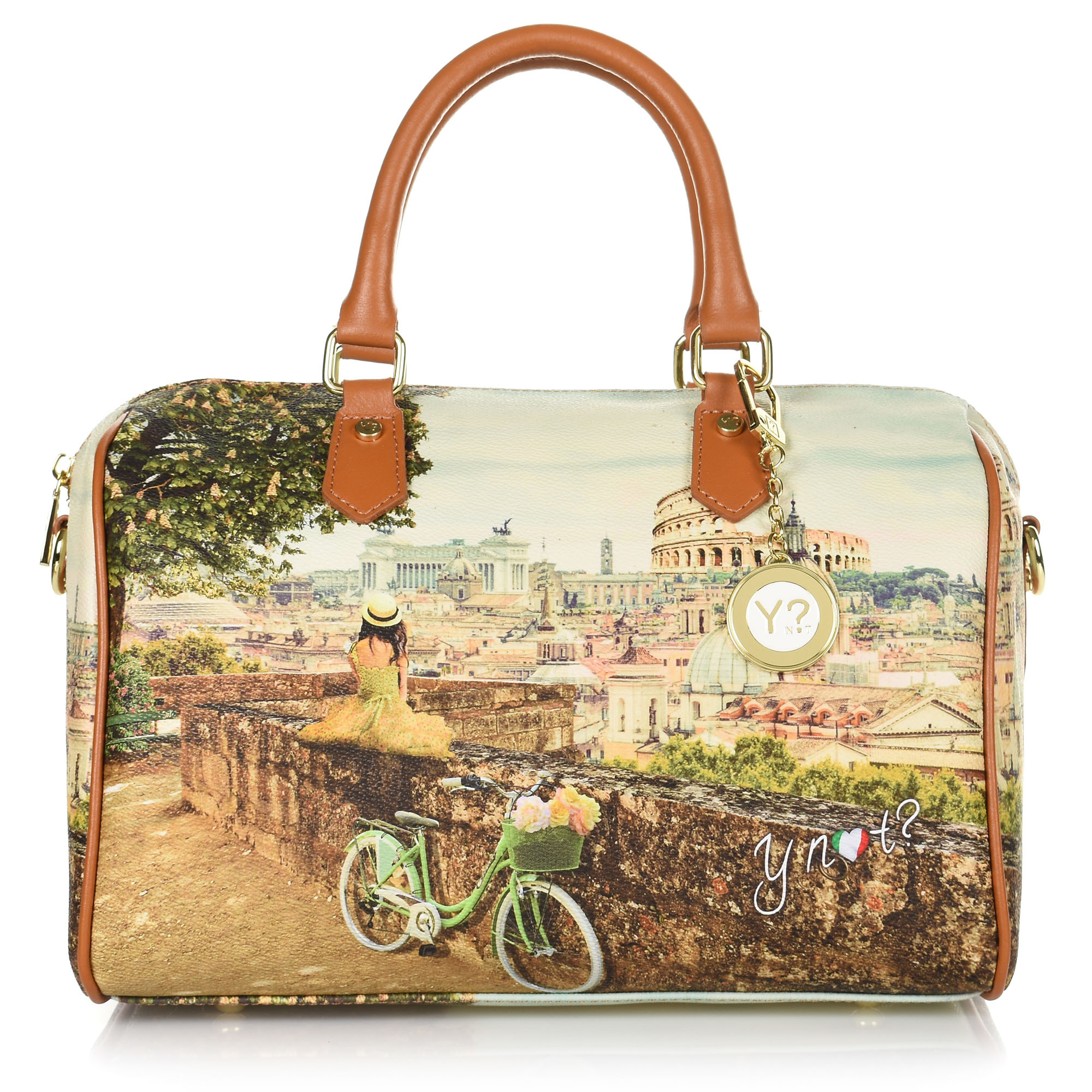 Tote Τσάντα Y Not? ART.L-318 γυναικα   γυναικεία τσάντα