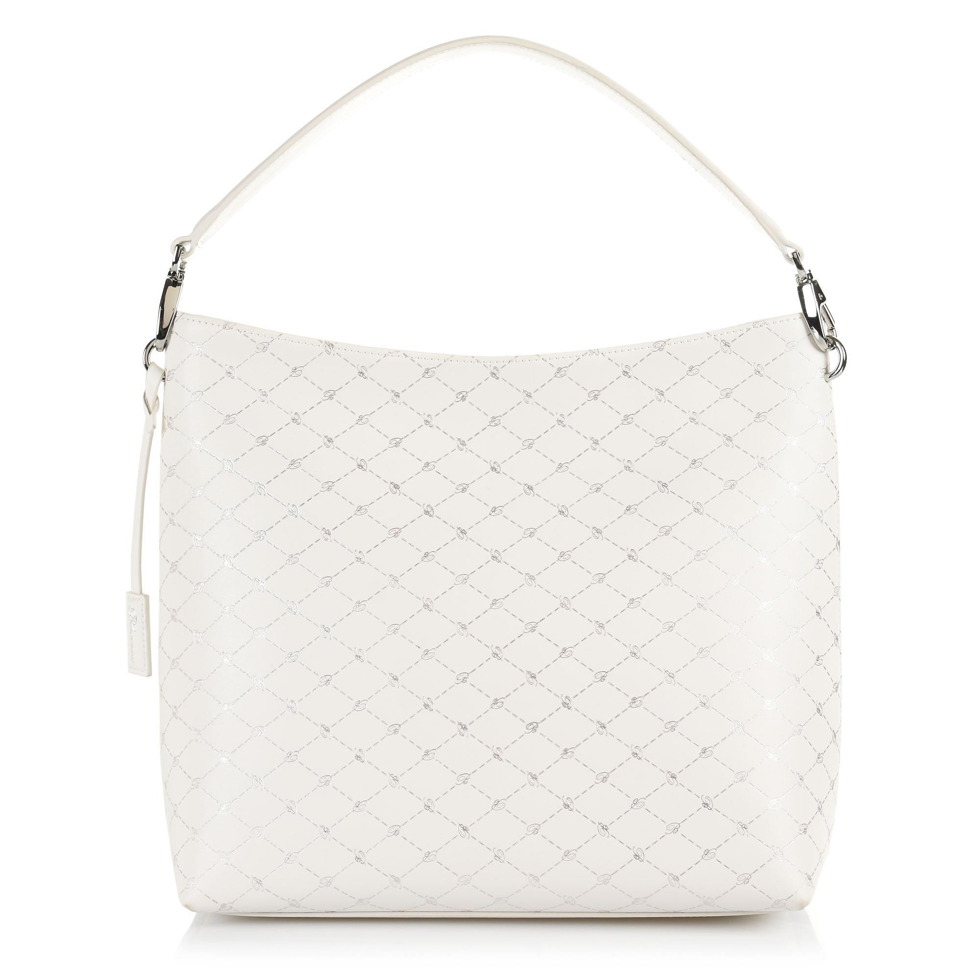 Δερμάτινη Τσάντα Ώμου Blumarine B Obsession B30.010