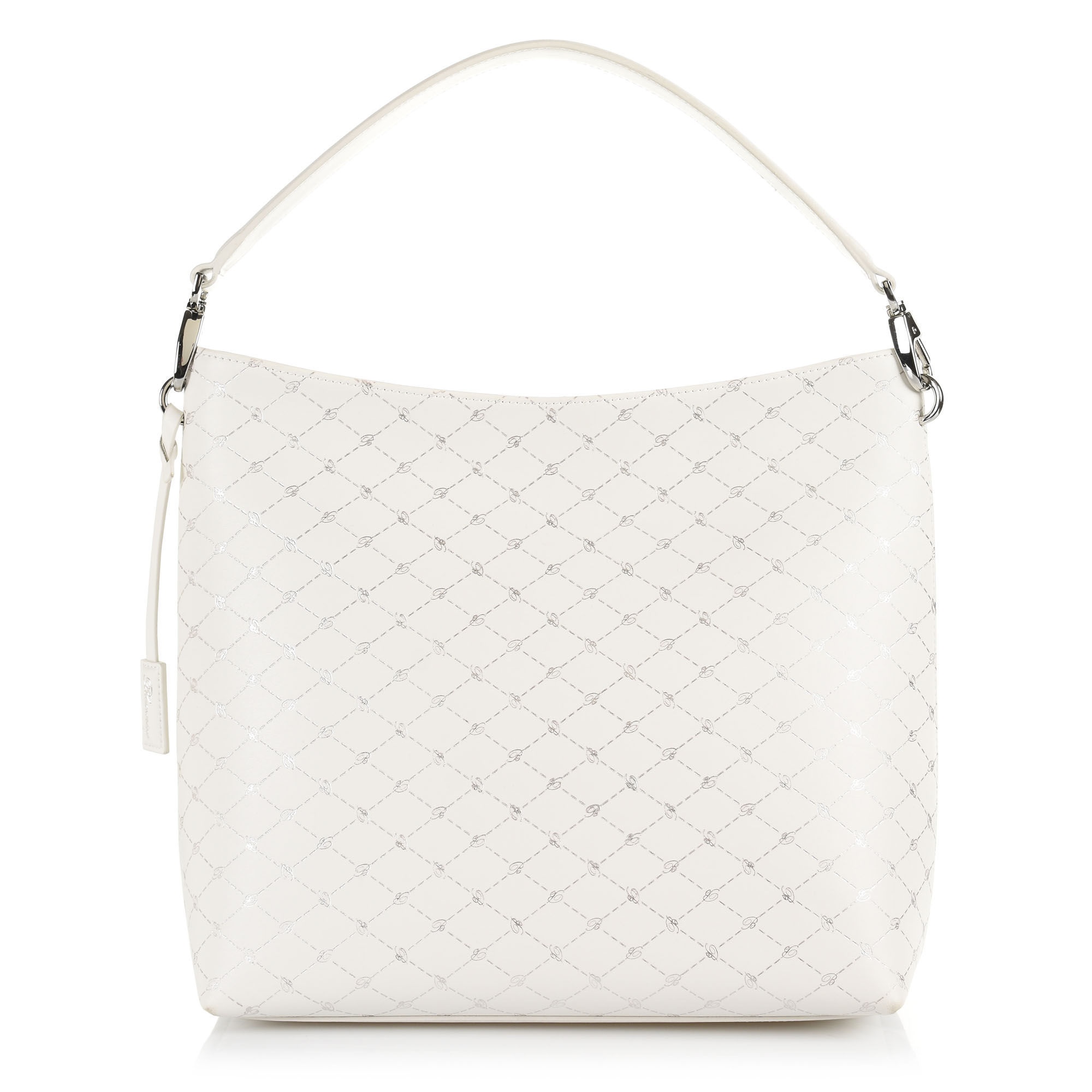 fd25eeda02 -20% Brand Bags Δερμάτινη Τσάντα Ώμου Blumarine B Obsession B30.010