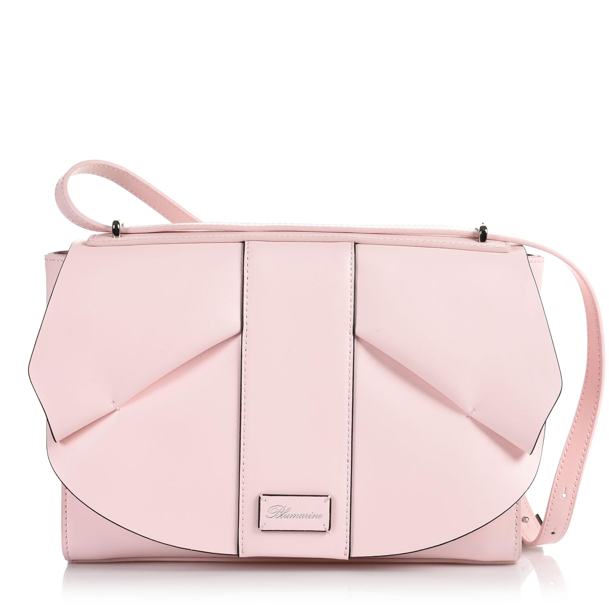 Δερμάτινη Τσάντα Ώμου Blumarine Olivia B35.003
