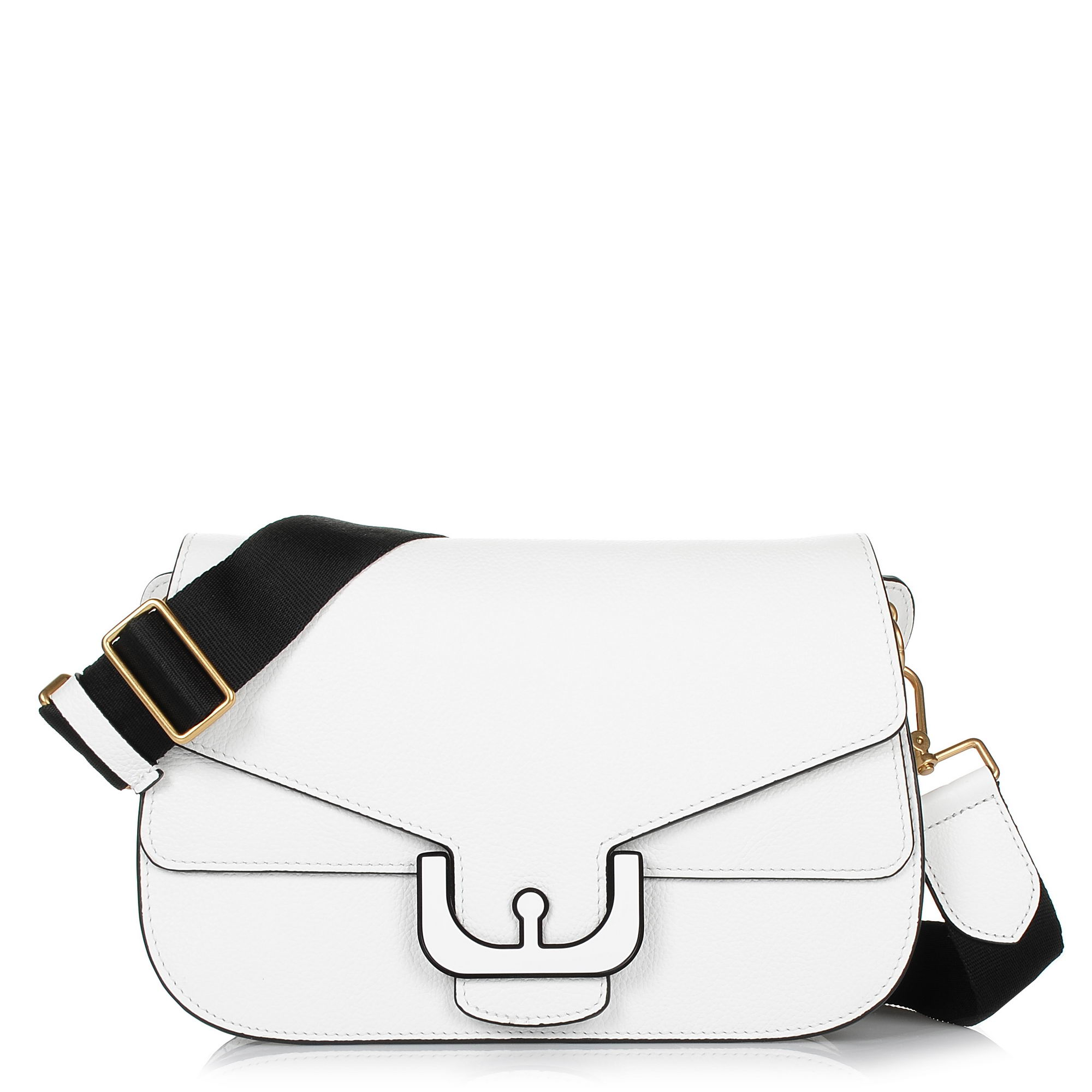 Δερμάτινη Τσάντα Ώμου-Χιαστί Coccinelle Ambrine Graphic E1BM3120301 γυναικα   γυναικεία τσάντα