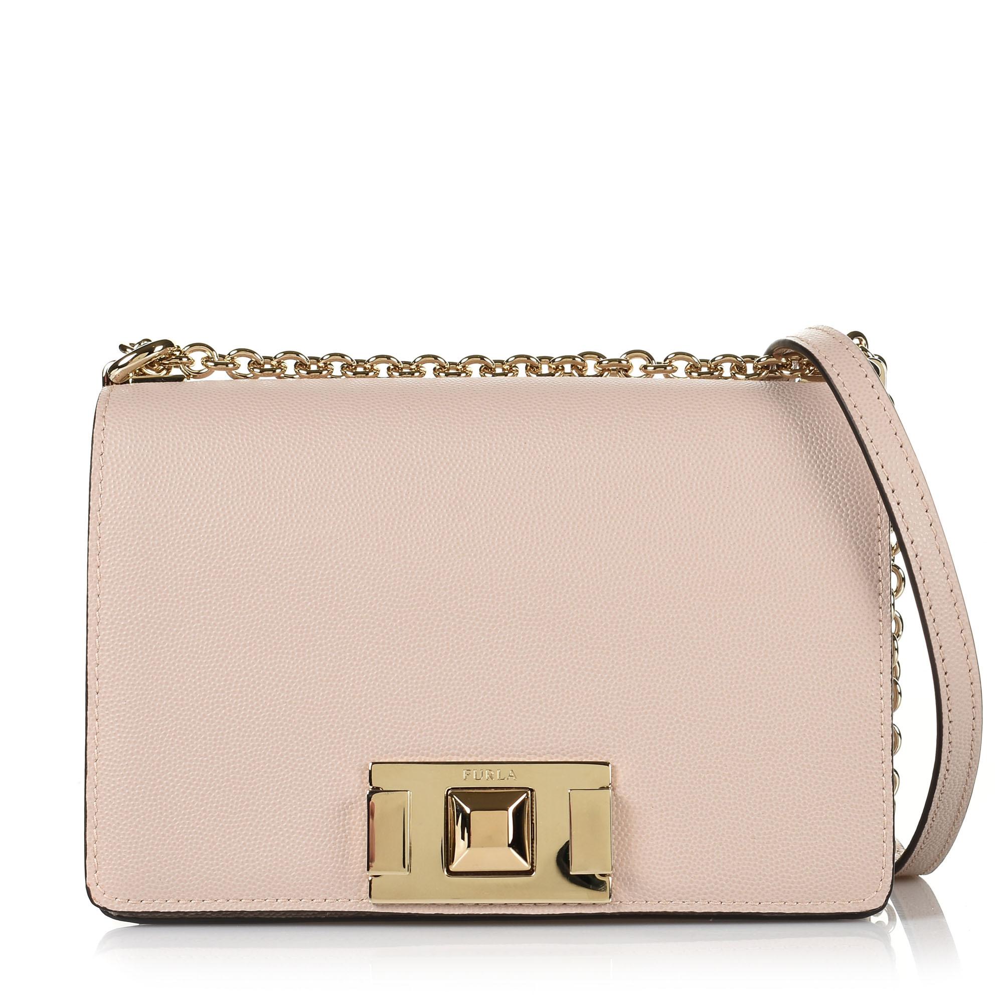 ff9033ccc0 Brand Bags Δερμάτινη Τσάντα Ώμου-Χιαστί Furla 010318