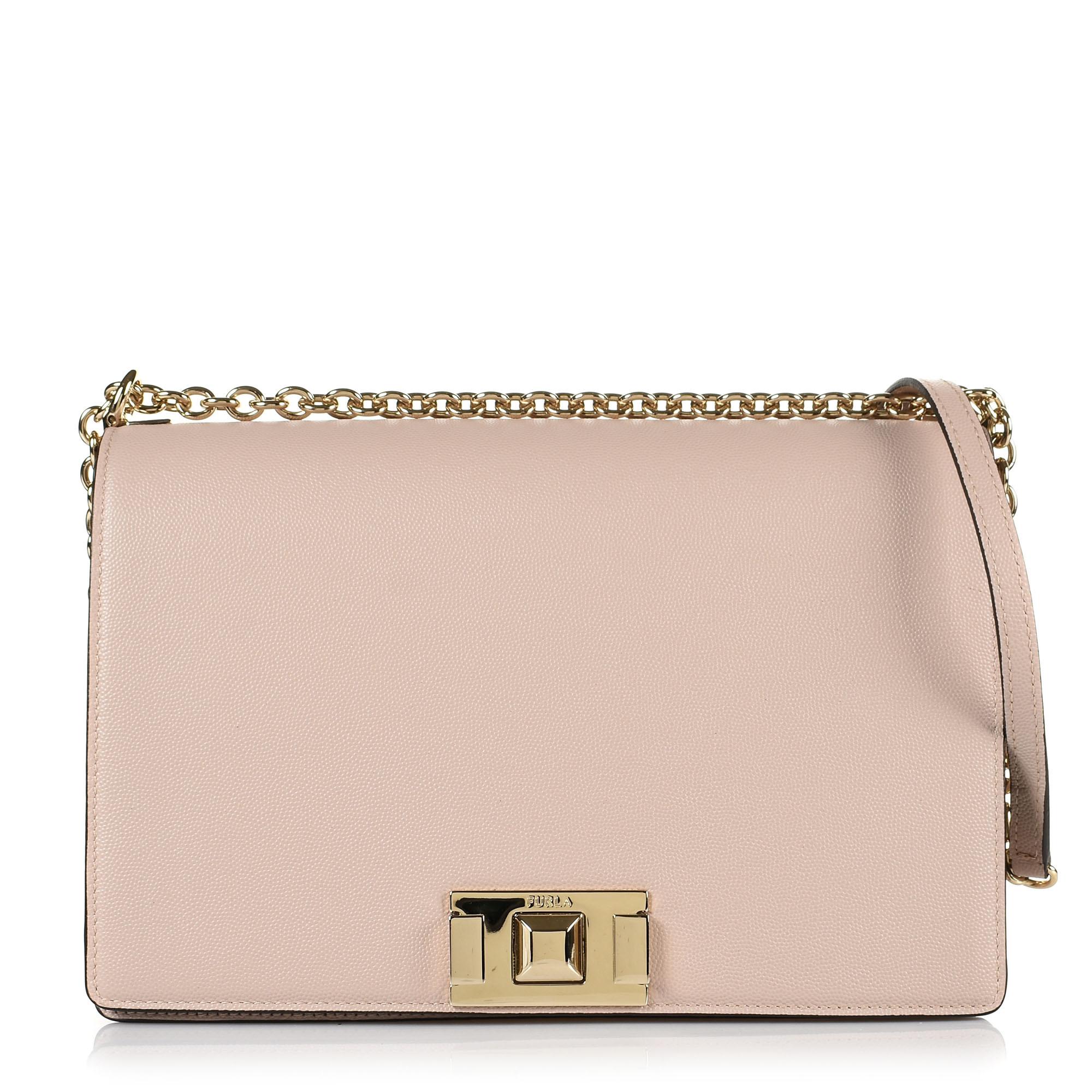 1f37458337 Brand Bags Δερμάτινη Τσάντα Ώμου-Χιαστί Furla 10218