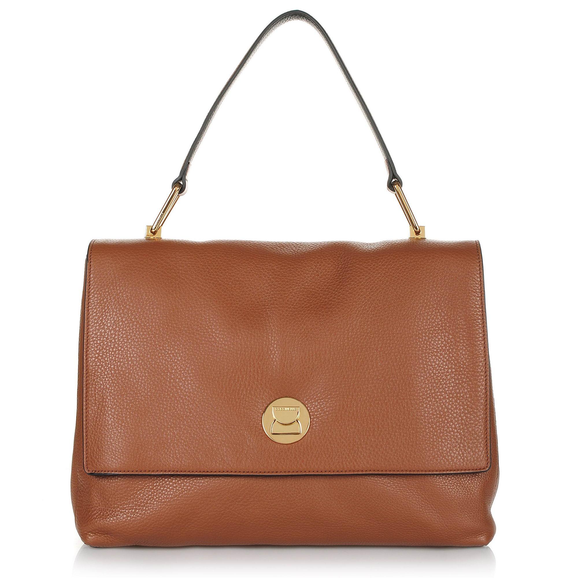 Δερμάτινη Τσάντα Ώμου Coccinelle Ε1CD0180301