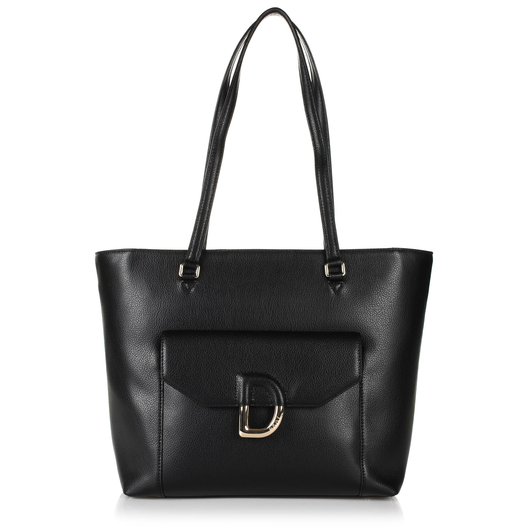 Δερμάτινη Τσάντα Ώμου DKNY R94AHG03