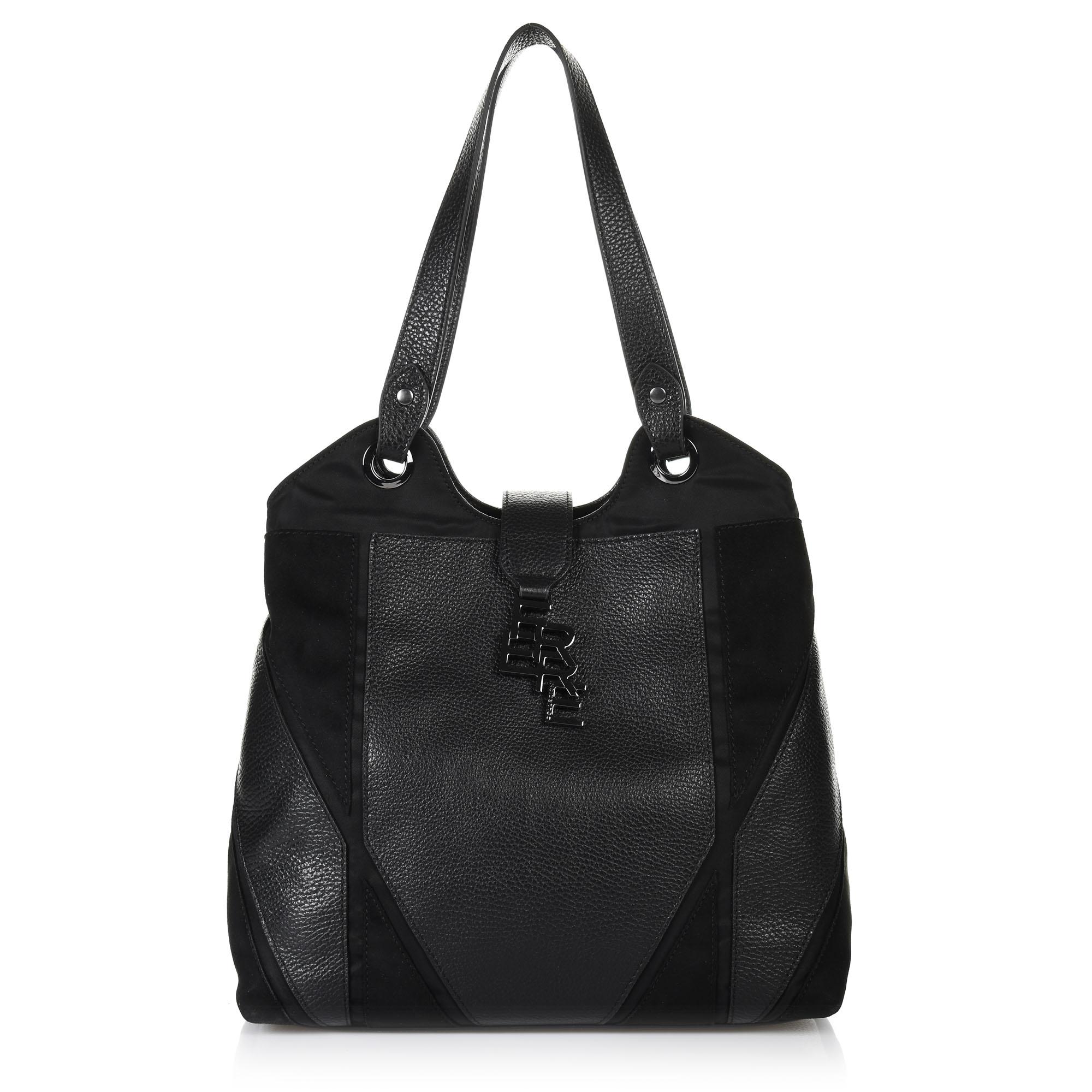 Δερμάτινη Τσάντα Ώμου Ferre Bag Linea Sharon GFD1M3073