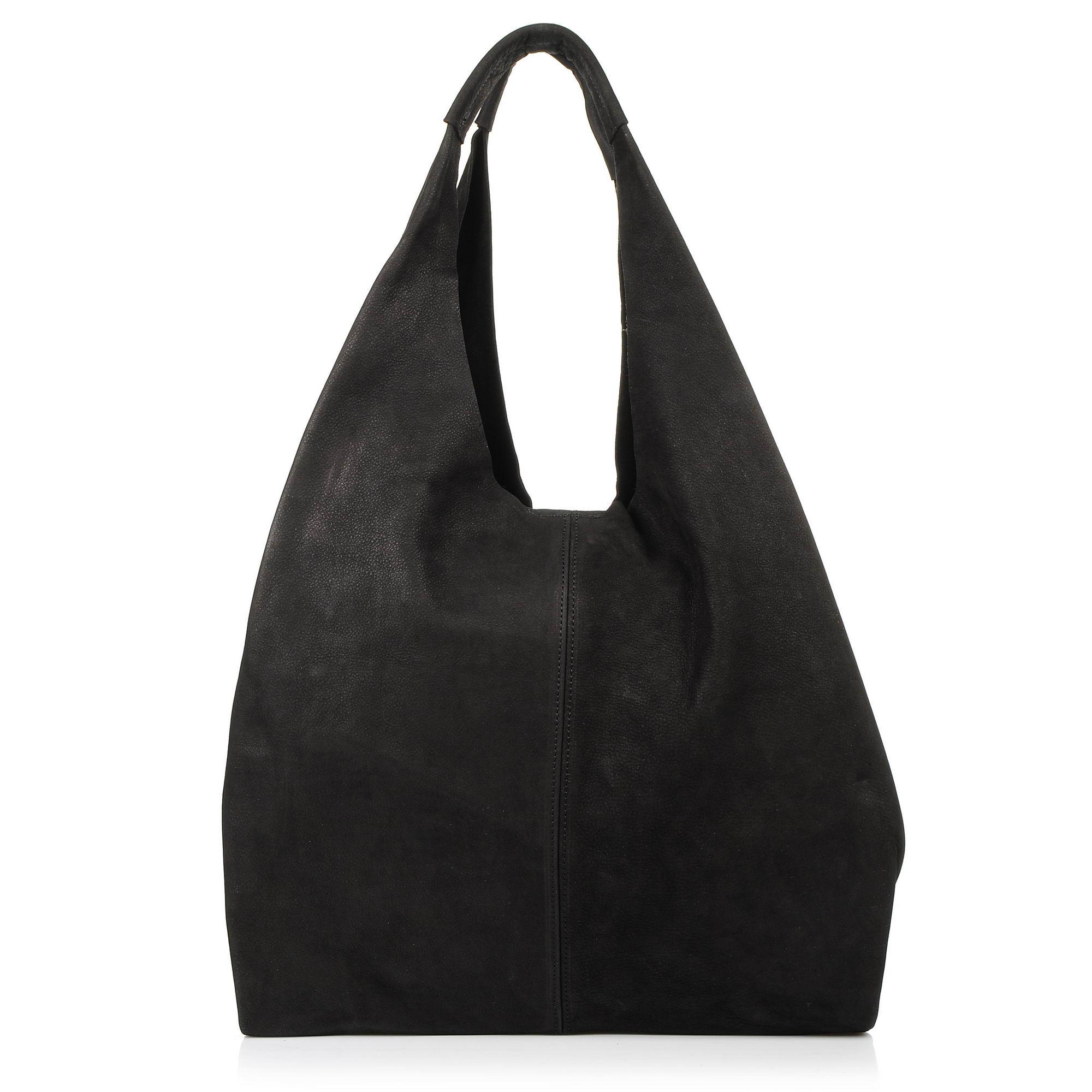 Δερμάτινη Τσάντα Ώμου Nardelli 3786