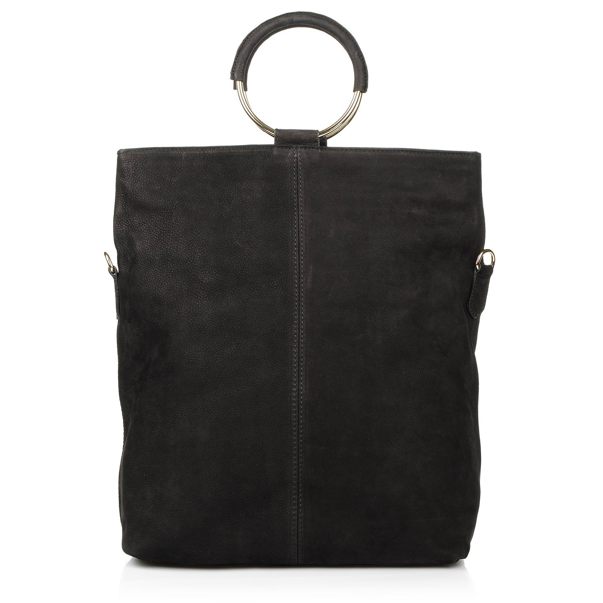 Δερμάτινη Τσάντα Ώμου Nardelli 3803