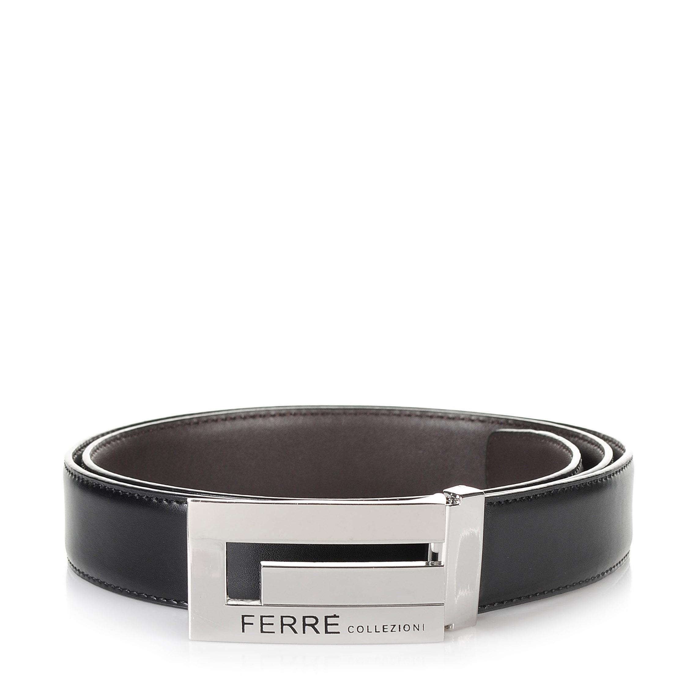 Δερμάτινη Ζώνη Ferre BJV600