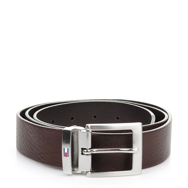 Δερμάτινη Ζώνη Tommy Hilfiger Adjustable Belt 3.5 AM02217