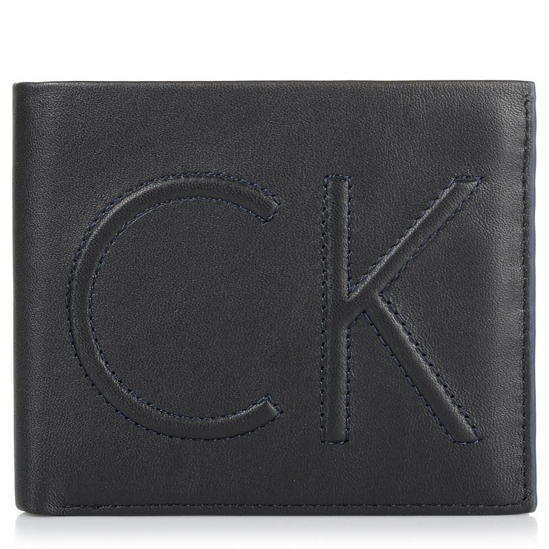 Δερμάτινο Πορτοφόλι Calvin Klein Filip 10CC+Coin+Pass K50K503364