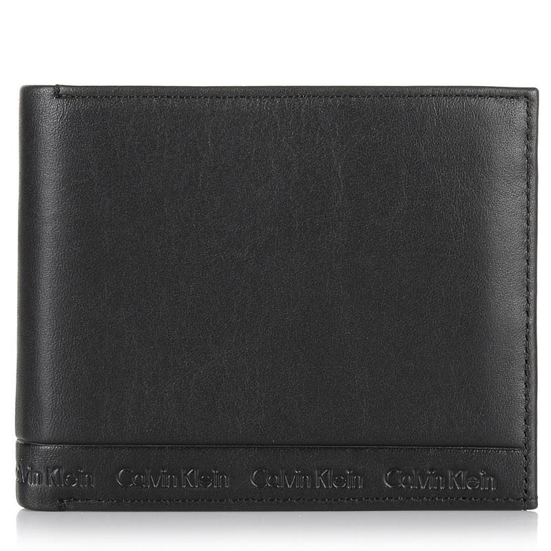 Δερμάτινο Πορτοφόλι Calvin Klein rthur 10CC + Coin+Pass K50K502396 ανδρας   ανδρικό πορτοφόλι