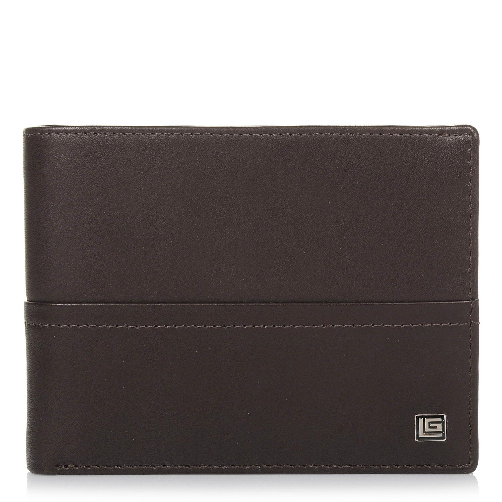 Δερμάτινο Πορτοφόλι Guy Laroche 63301 ανδρας   ανδρικό πορτοφόλι