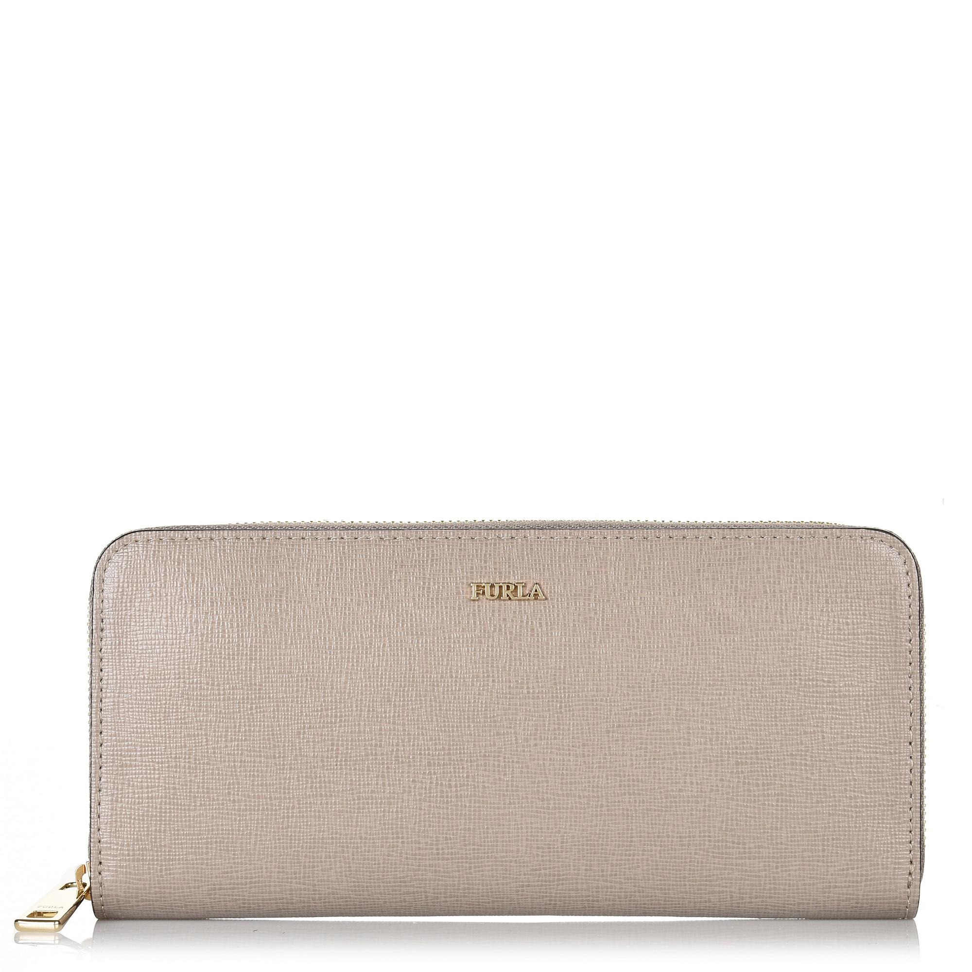 1420d0e8a0 Brand Bags Δερμάτινο Πορτοφόλι Κασετίνα Furla 010068