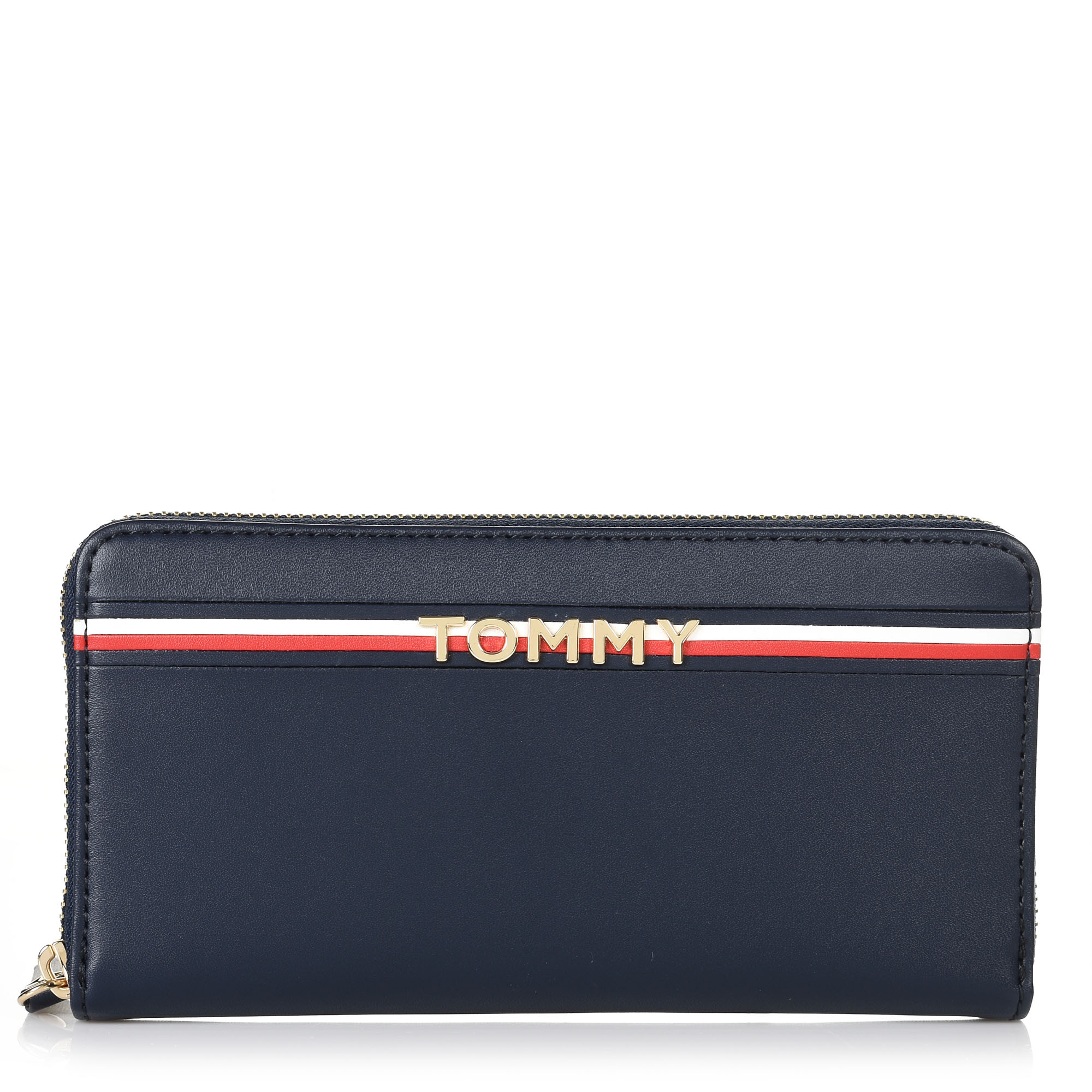14723f8d8736 Brandbags Δερμάτινο Πορτοφόλι Κασετίνα Tommy Hilfiger AW0AW06513