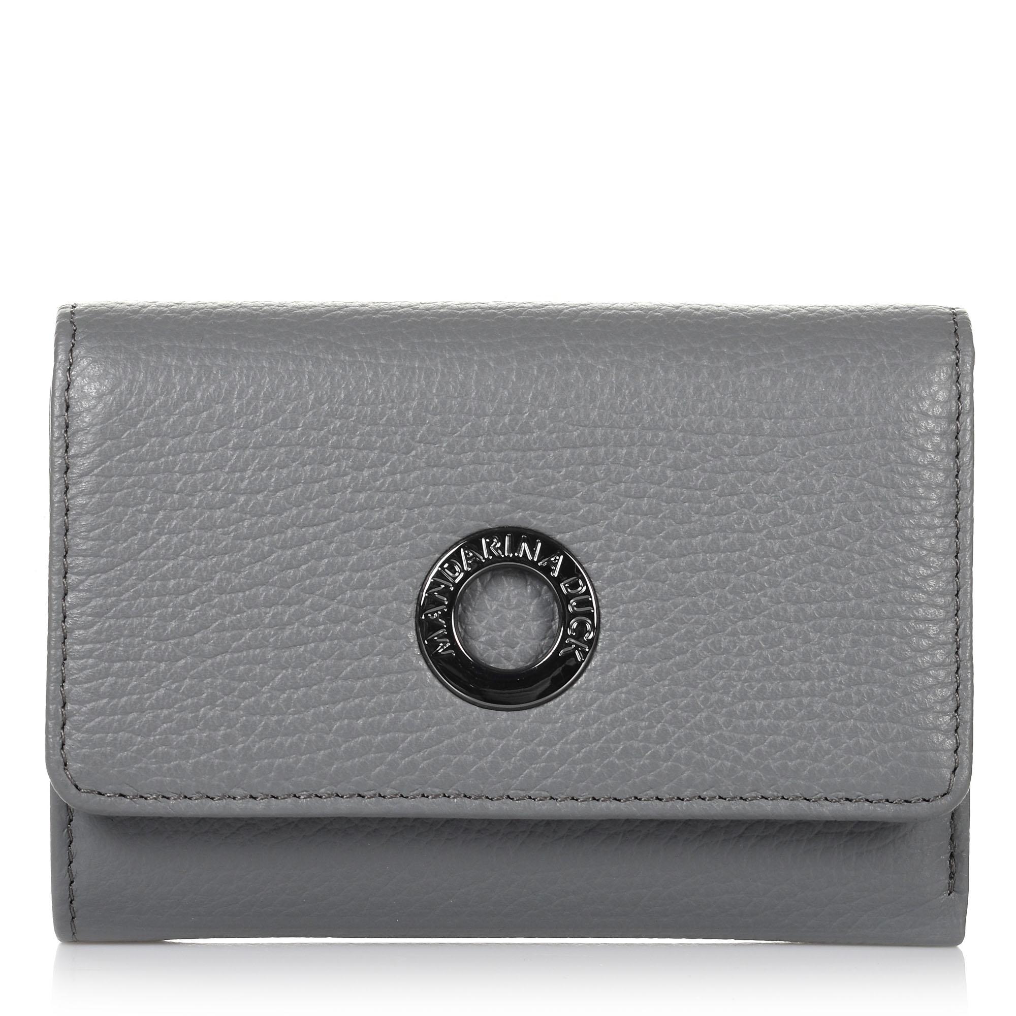 Δερμάτινο Πορτοφόλι Mandarina Duck Mellow Leather Portafoglio P10FZP65