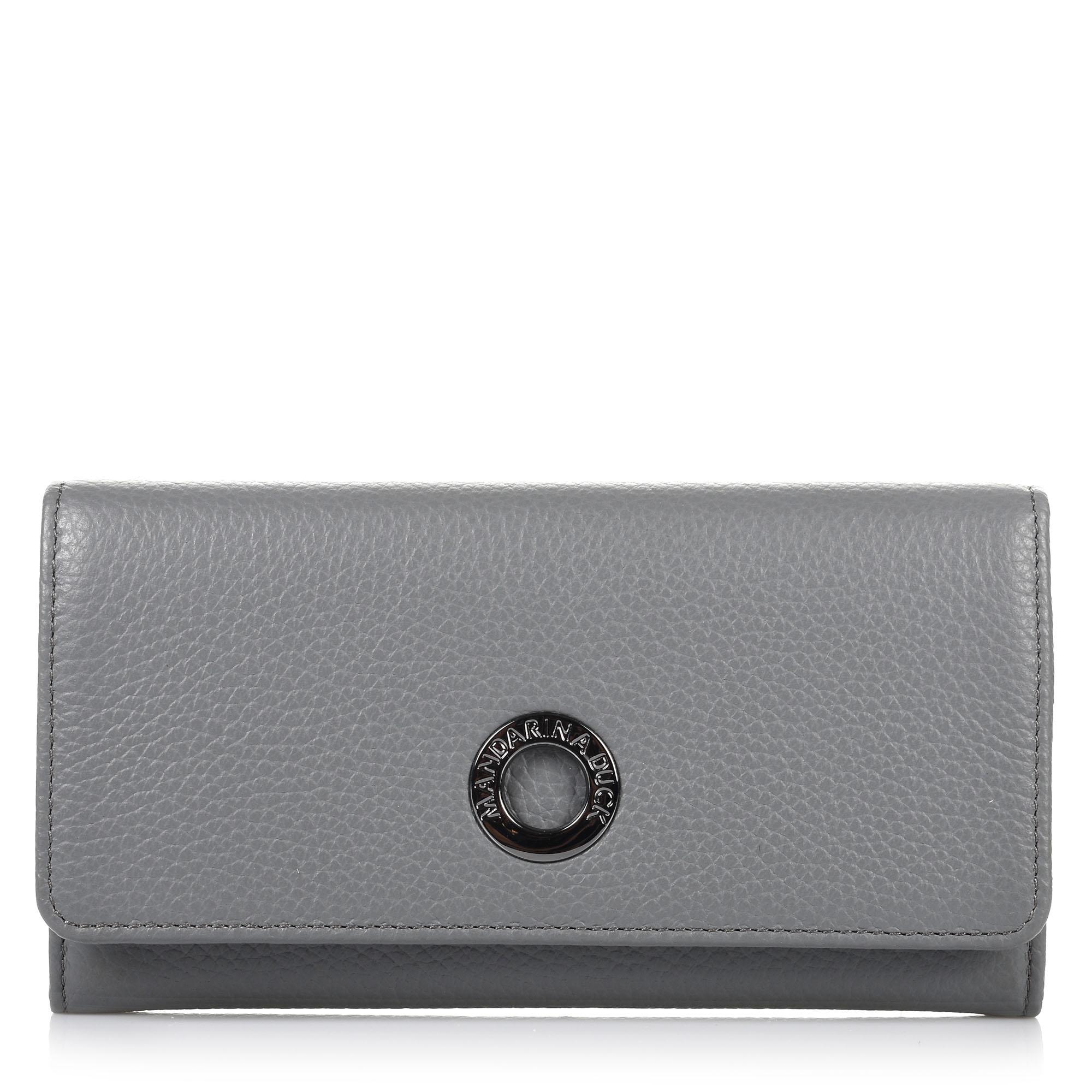 Δερμάτινο Πορτοφόλι Mandarina Duck P10FP52 Mellow Leather Portafoglio