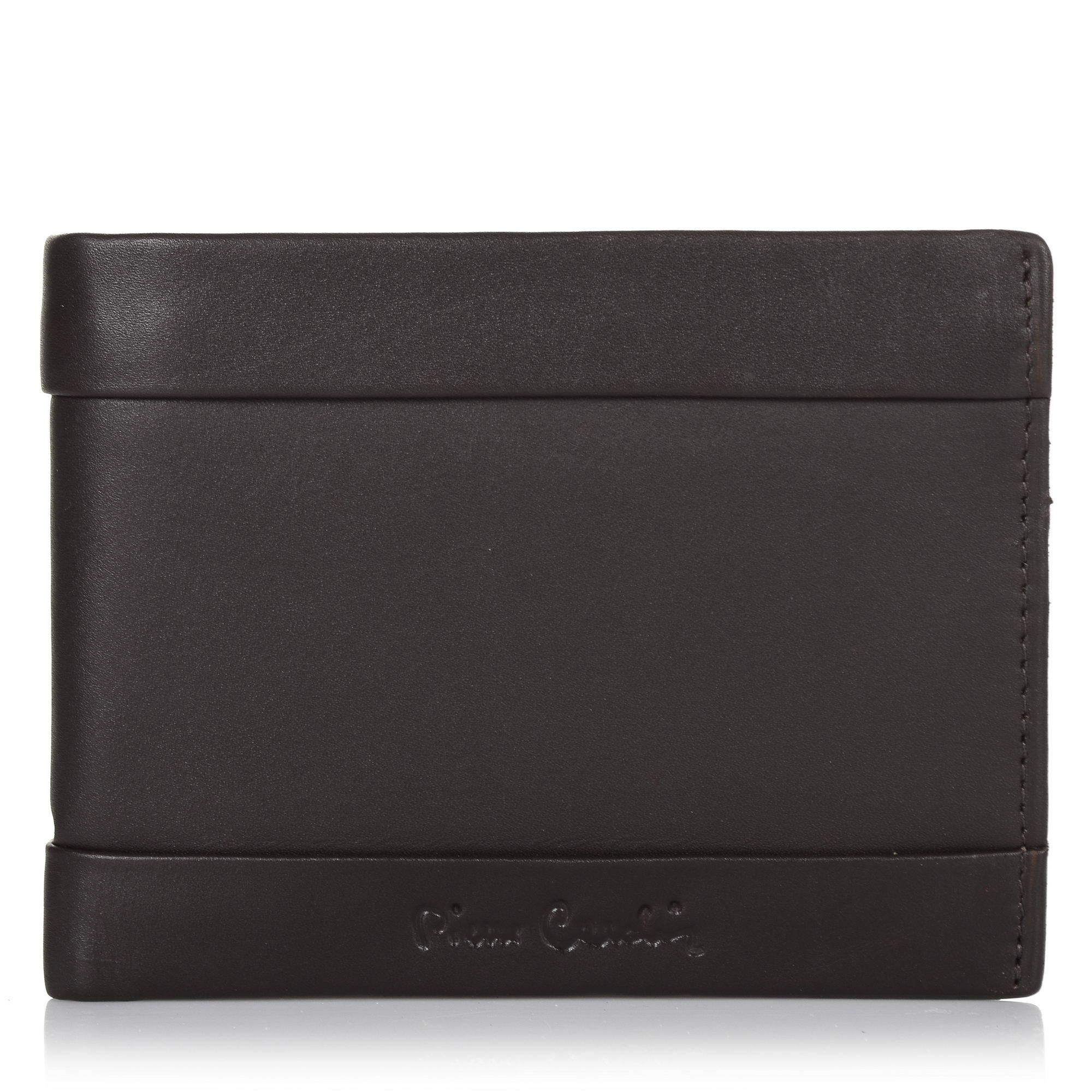 Δερμάτινο Πορτοφόλι Pierre Cardin P. Foglio 8805 ανδρας   ανδρικό πορτοφόλι
