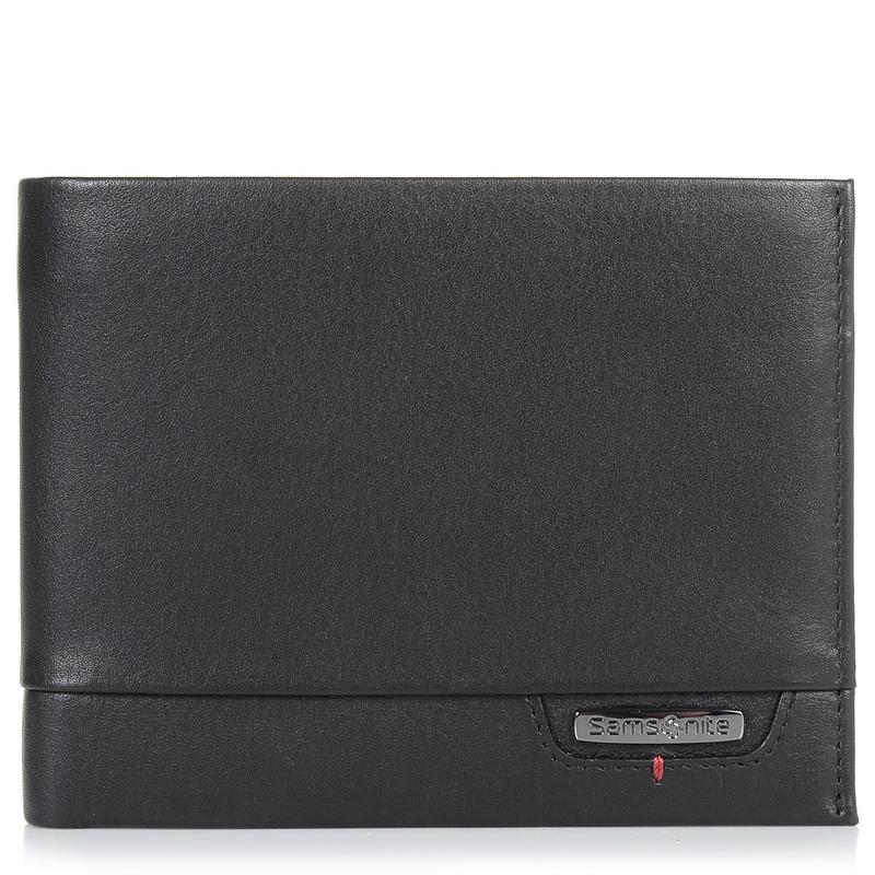 Δερμάτινο Πορτοφόλι Samsonite Pro-DLX 4S RFID Safe Billfold+7CC+VFlap+Coin+2C+Wi ανδρας   ανδρικό πορτοφόλι