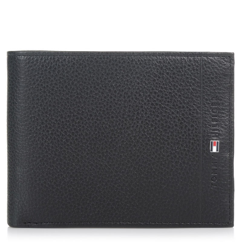 Δερμάτινο Πορτοφόλι Tommy Hilfiger Core CC and Coin Pocket AM02397 ανδρας   ανδρικό πορτοφόλι